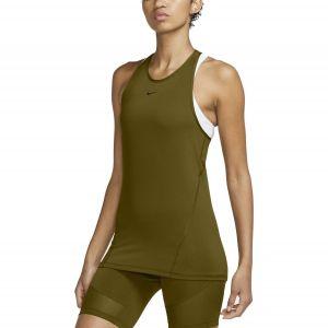 Nike Pro Women's Mesh Tank AO9966-368