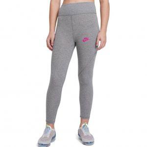Nike Sportswear Favorites Girls' High-Waisted Leggings CU8248-094