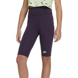 Nike Sportswear Girls' Bike Shorts DA1243-525