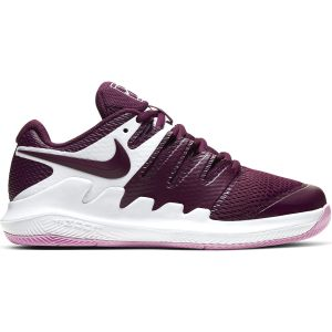 NikeCourt Vapor X Junior Tennis Shoes AR8851-107