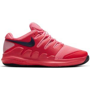 NikeCourt Vapor X Junior Tennis Shoes AR8851-604