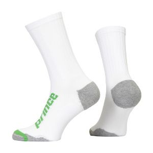 Prince Crew Squash Socks PR00927-WHGR