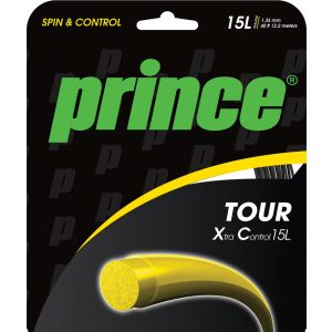 Prince Tour Xtra Control Tennis String (12.2m) 7J917-280