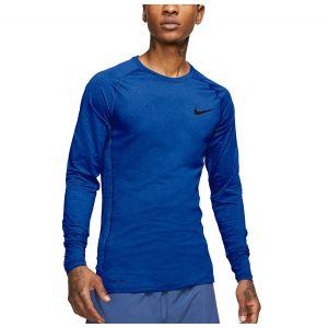 Nike Pro Men's Tight Fit Long-Sleeve Top BV5588-480