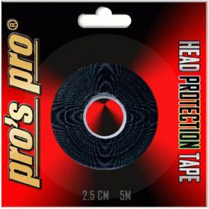 Pro's Pro Head Protection Tape 2,5 cm (5 m) H021A