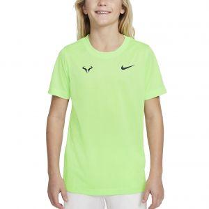 Rafa Big Kids' Tennis T-Shirt DD2304-345