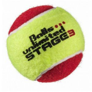 Topspin Unlimited Stage-3 Junior Tennis Ball x 1 TOBUST31ER