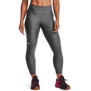 Under Armour Women's HeatGear No-Slip Waistband Ankle Leggings 1365335-019