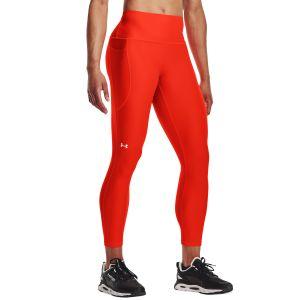 Under Armour Women's HeatGear No-Slip Waistband Ankle Leggings 1365335-296