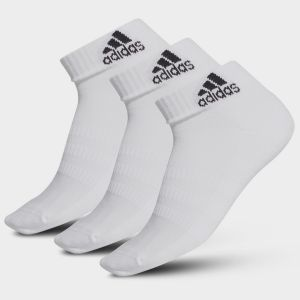 adidas Cushioned Ankle Sport Socks x 3 DZ9365