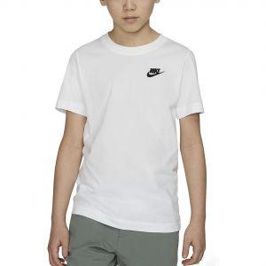 Nike Sportswear Boys' T-Shirt AR5254-100