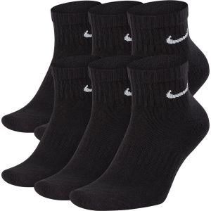 Nike Everyday Cushioned Training Ankle Socks (6 Pairs)