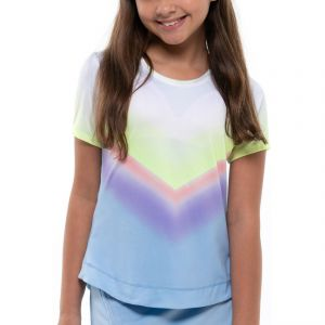 Lucky In Love Going Wild Girls' T-Shirt  T187-F20418