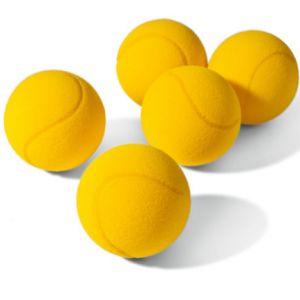 Topspin Foam Balls x 1 TOSSBGN