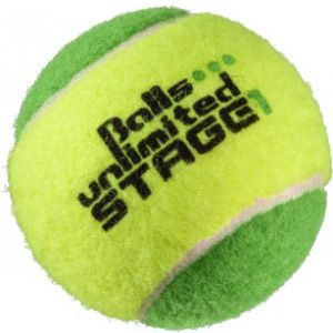 Topspin Unlimited Stage 1 Tennis Balls x 1 TOBUST11ER