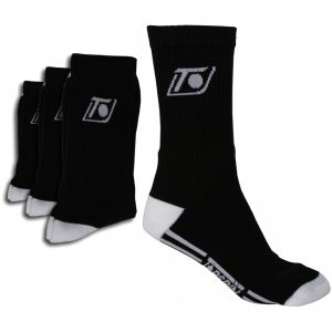 Topspin Crew Sport Socks - set of 3 TOCSS3PS