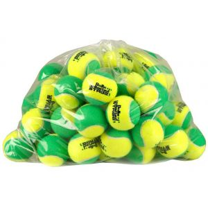 Topspin Unlimited Stage 1 Tennis Balls x 60 TOBUST160ER