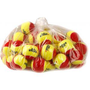 Topspin Unlimited Stage-3 Junior Tennis Balls x 60 TOBUST360ER