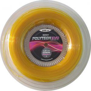Topspin Poly Tech Evo Tennis String (1.30 mm, 200 m) TOPTER200130-YE