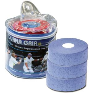 Tourna Grip XL Tennis Overgrips x 30 TG-30-XL