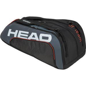 Head Tour Team 12R Monstercombi Tennis Bags (2021) 283671-BKGR