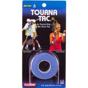 Tourna Grip XL Tennis Overgrips x 3 TG-1-XL