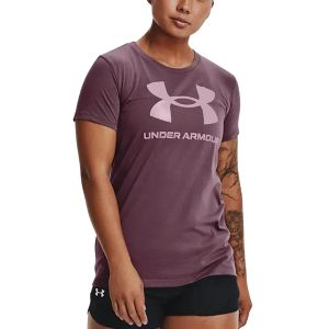 Under Armour Women's Sportstyle Graphic Short Sleeve 1356305-554