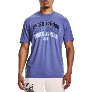 Under Armour Multi Color Collegiate SS Men's T-Shirt 1361671-561