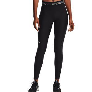 Under Armour Women's HeatGear Wordmark Waistband Full-Length Leggings 1365353-001