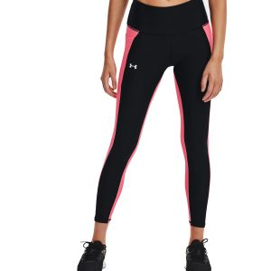 Under Armour Women's HeatGear No-Slip Waistband Panel Ankle Leggings 1369288-001