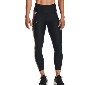 Under Armour Women's HeatGear No-Slip Waistband Panel Ankle Leggings 1369288-002