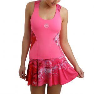 Bidi Badu Lipa Tech Women's Dress (2 in 1)  W214002191-PKRD