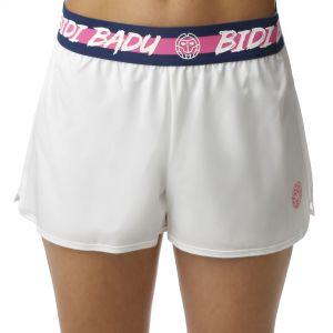 Bidi Badu Raven Tech 2 in 1 Women's Shorts W314028193-WHWH