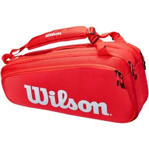 Wilson Super Tour 6-Pack Tennis Bags WR8010701