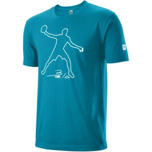 Wilson Bela Tech Men's Tennis T-Shirt WRA799003