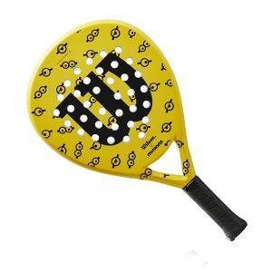 Wilson Blade Minion's Eyes Junior Padel Racket WR070611