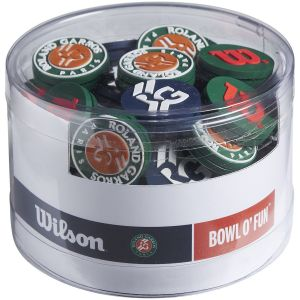 Wilson Bowl Of Roland Garros Collection Dampeners - 1 item WR8401801-A