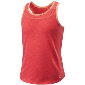 Wilson Competition Girl's Tennis Tank WRA783501