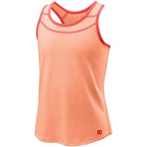 Wilson Competition Girl's Tennis Tank WRA783502