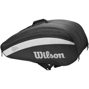 Wilson Federer Team 12-Pack Tennis Bags WR8005601