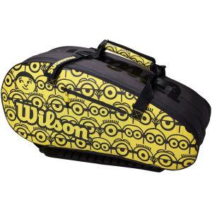 Wilson Minions Tour 12-Pack Tennis Bags WR8013701