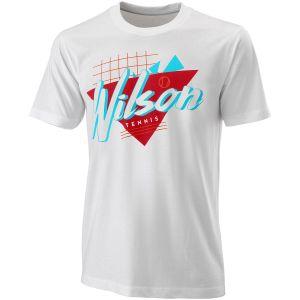Wilson Nostalgia Tech Men's Tennis Tee WRA779401