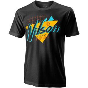 Wilson Nostalgia Tech Men's Tennis Tee WRA779402