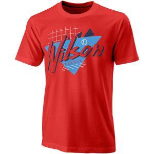 Wilson Nostalgia Tech Men's Tennis Tee WRA779403