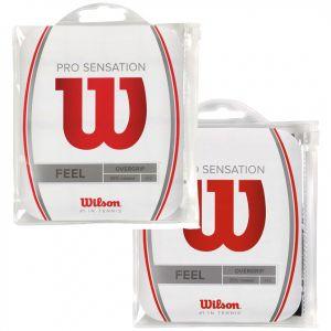 Wilson Pro Overgrips Sensation x 12 WRZ4011