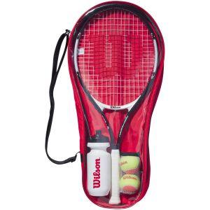 Wilson Roger Federer Starter Set 25 Junior Tennis Racquet WR026810