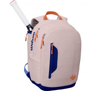 Wilson Roland Garros Premium Tennis Backpacks (2021) WR8012701