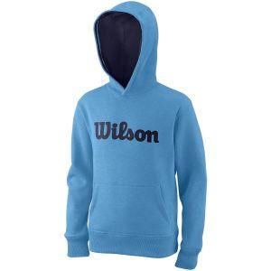 Wilson Team Script Cotton Junior Hoodie WRA769212