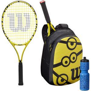 Wilson Minions Set 25 Junior Tennis Racquet WR064310F