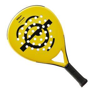Wilson Blade Minion's Face Junior Padel Racket WR070511